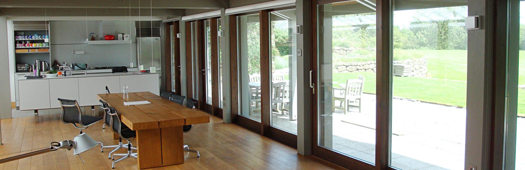 Composite Sliding Doors Park Farm Design