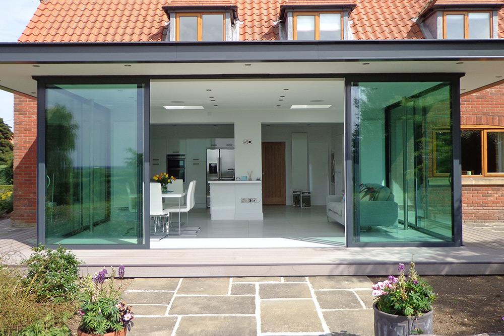 4 Sunflex SVG83 Sliding Door Park Farm Design.jpg & Ellary House - Park Farm Design